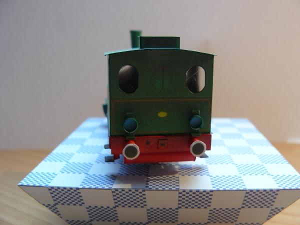 Tenderlokomotive T 3 der KPEV 1:87 MONIKART P1020915