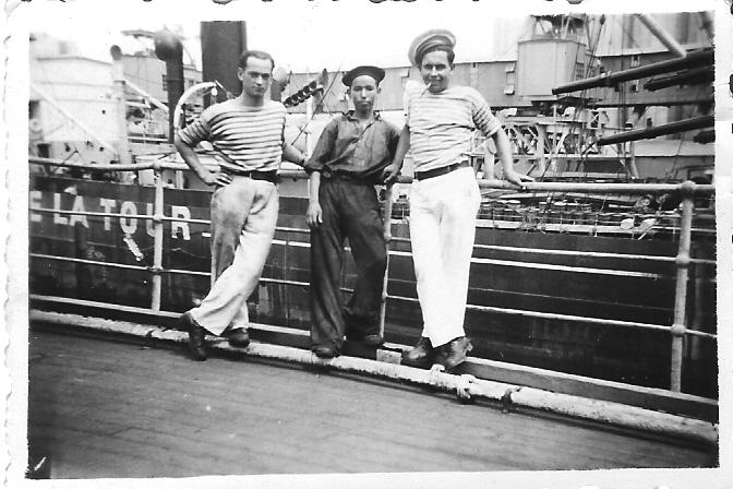Les chalutiers armés pendant la seconde guerre mondiale Mathie12