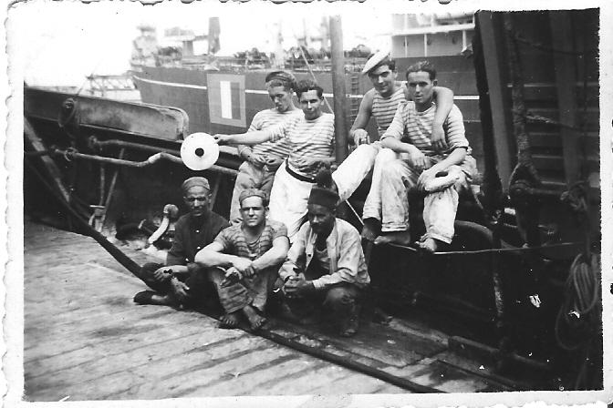 Les chalutiers armés pendant la seconde guerre mondiale Mathie13
