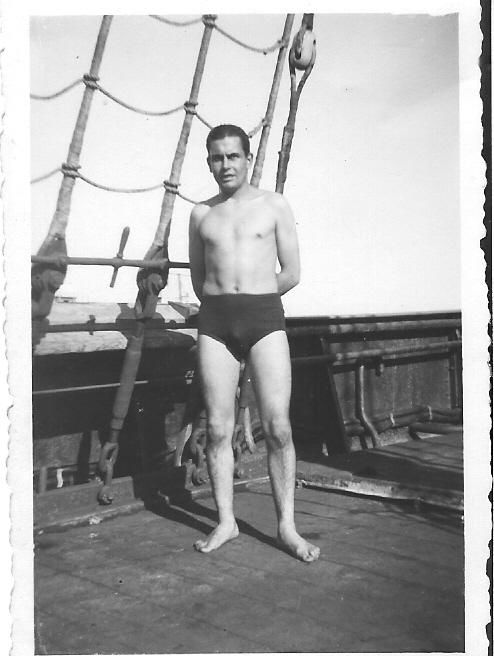 Les chalutiers armés pendant la seconde guerre mondiale Mathie14
