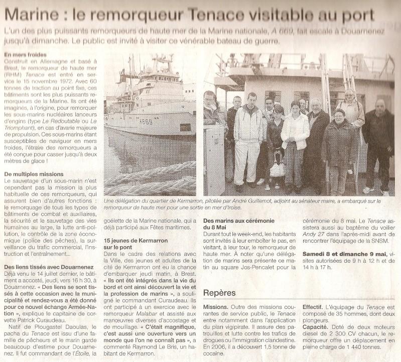 [Vie des ports] LE PORT DE DOUARNENEZ - Page 5 Numari47