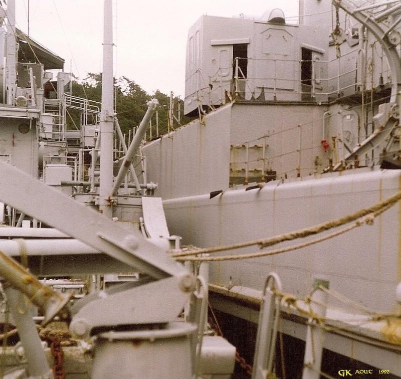 [Le cimetière des bateaux et du patrimoine de la Marine] Le cimetière de LANDEVENNEC - Page 7 Numari54