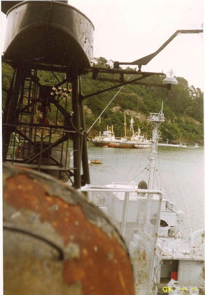 [Le cimetière des bateaux et du patrimoine de la Marine] Le cimetière de LANDEVENNEC - Page 7 Numari55