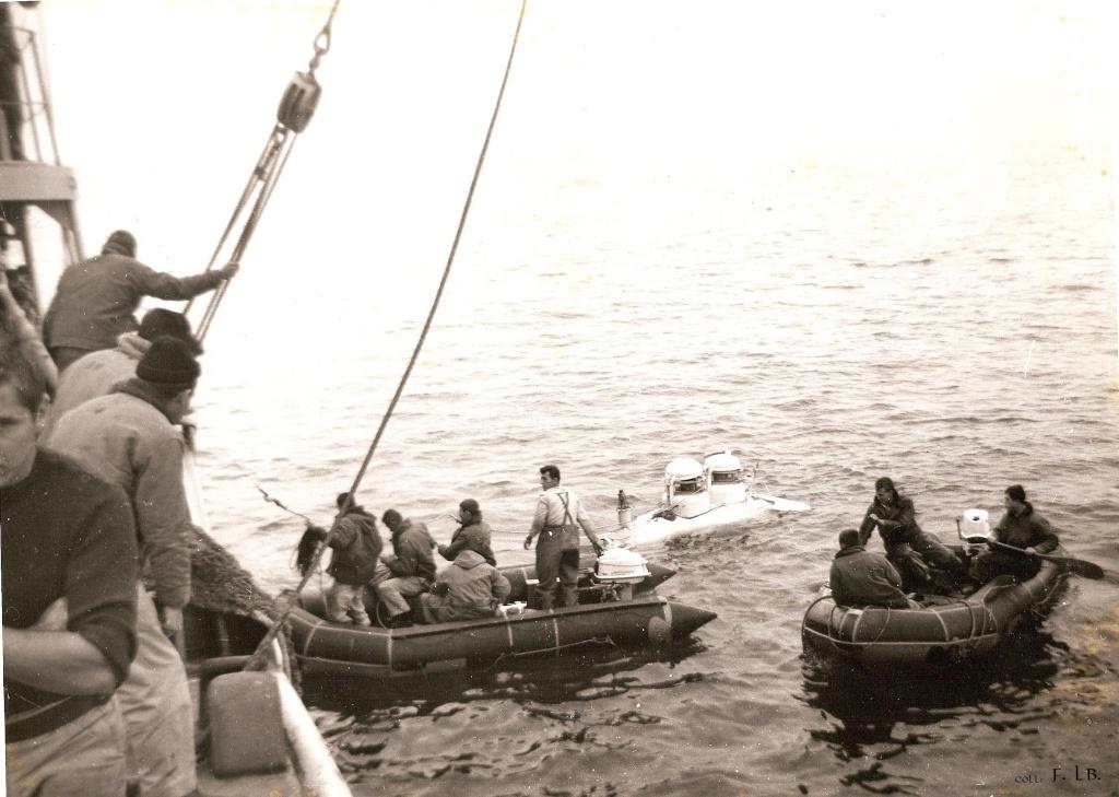 [Plongeurs démineurs] GISMER (Groupe d'Intervention Sous la Mer) Numari93