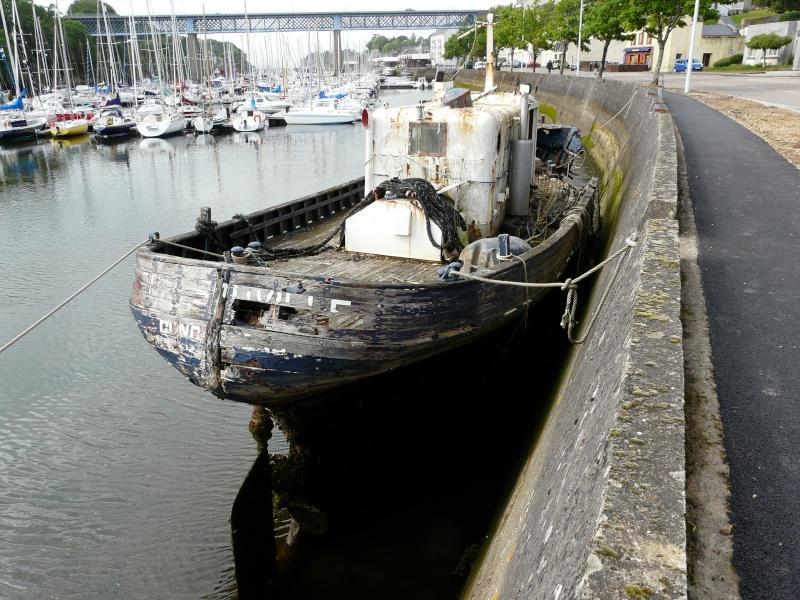 [Vie des ports] LE PORT DE DOUARNENEZ - Page 5 P1080530