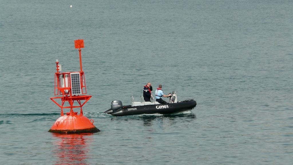[ Divers Gendarmerie Maritime ] Moyens nautiques de la Gendarmerie - Page 4 P1140314