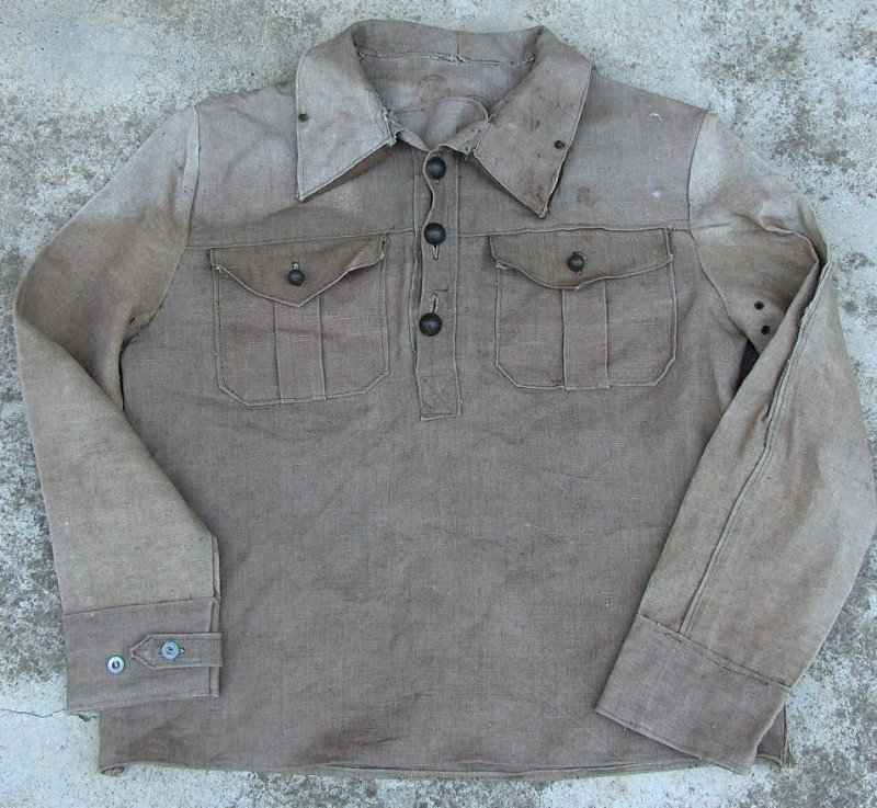 La tenue de chasseur alpin In6c8y10