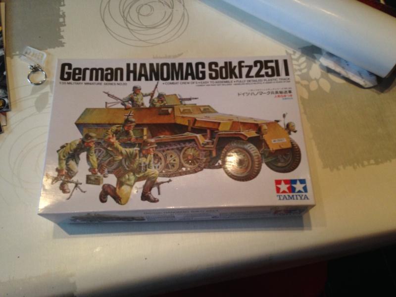 sdkfz - Hanomag SdKfz 251/1 Tamiya Img_0812