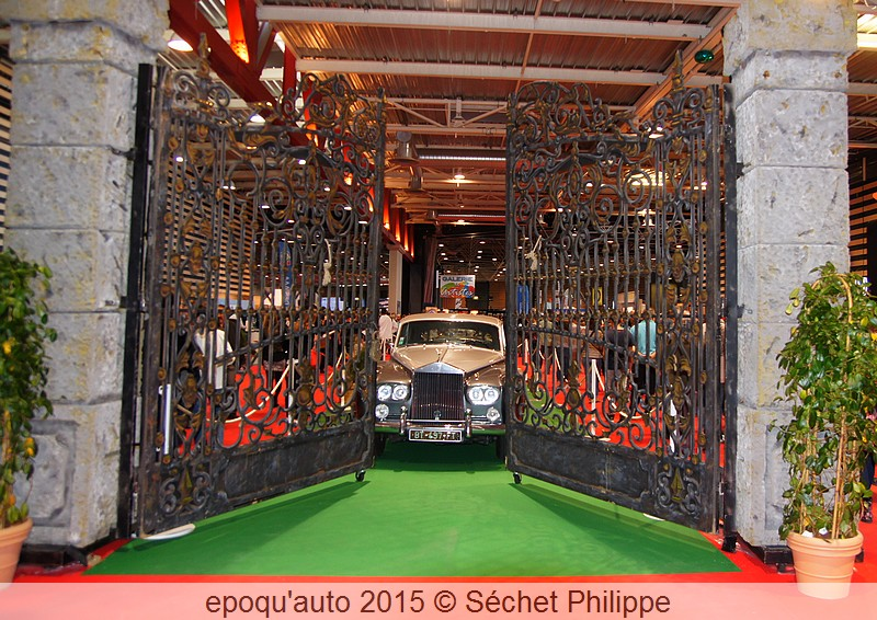 [69][6-7-8/11/2015] 37ème salon international Epoqu'auto - Page 13 1310