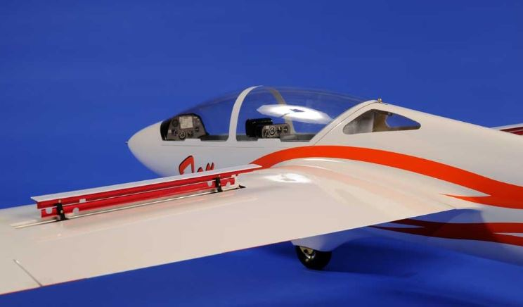 [VENDU]  planeur FOX 2m74 - ECOTOP / Top Model Fox_210