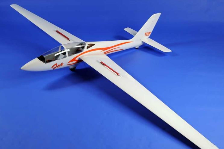 [VENDU]  planeur FOX 2m74 - ECOTOP / Top Model Fox_310