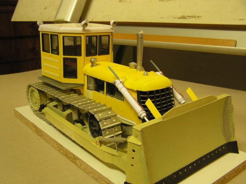 Kettentraktor T180-G  M1:20 gebaut von Klebegold - Seite 3 181k10