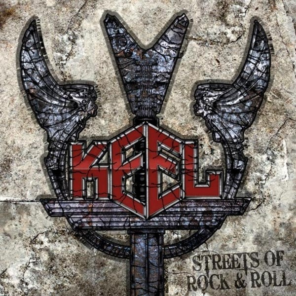 KEEL - Streets Of Rock Cover13