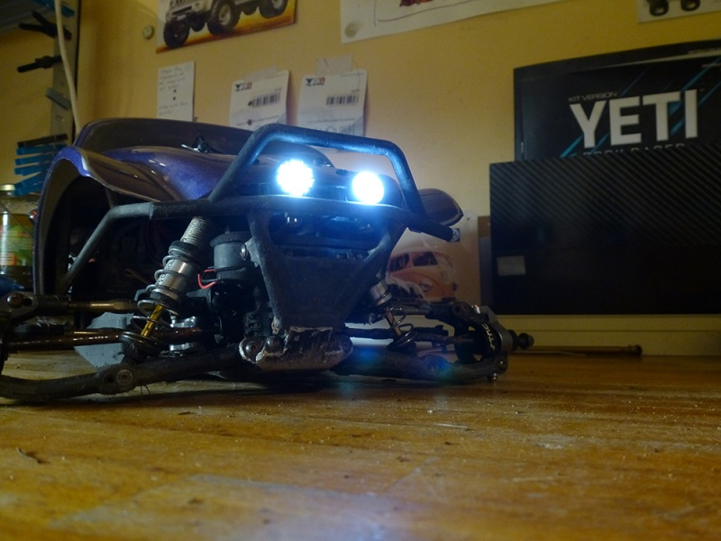 New Project! <Axial Yeti> - Page 2 P1040621
