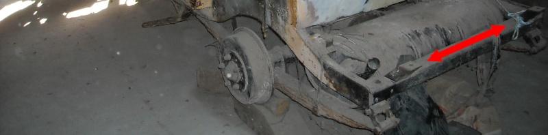 Fixations de malle arrière Suppor10