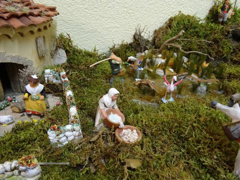 La crèche du curé de Saint Saturnin 2015 Dsc08948