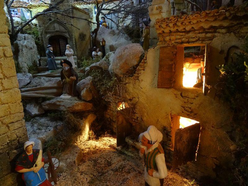La crèche de Marijo 2015 Dsc09524