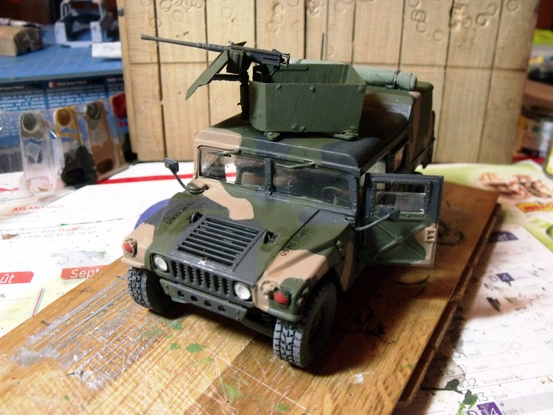 M 998 Desert Patrol au 1/35 Italeri - Page 2 Dscf7013