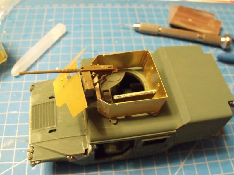 M 998 Desert Patrol au 1/35 Italeri M9981910