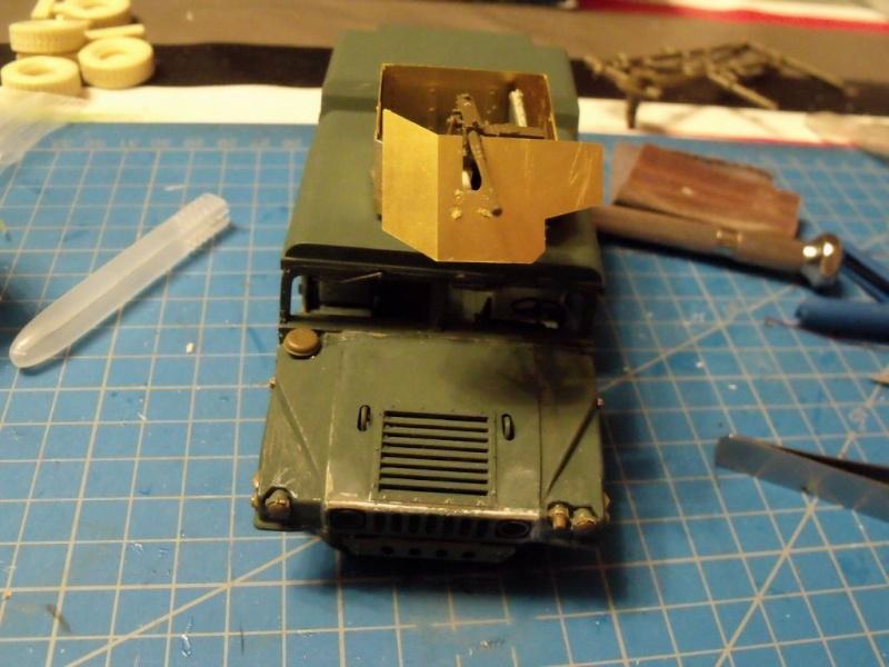 M 998 Desert Patrol au 1/35 Italeri M9982010