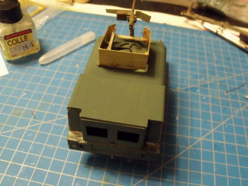 M 998 Desert Patrol au 1/35 Italeri M9982110
