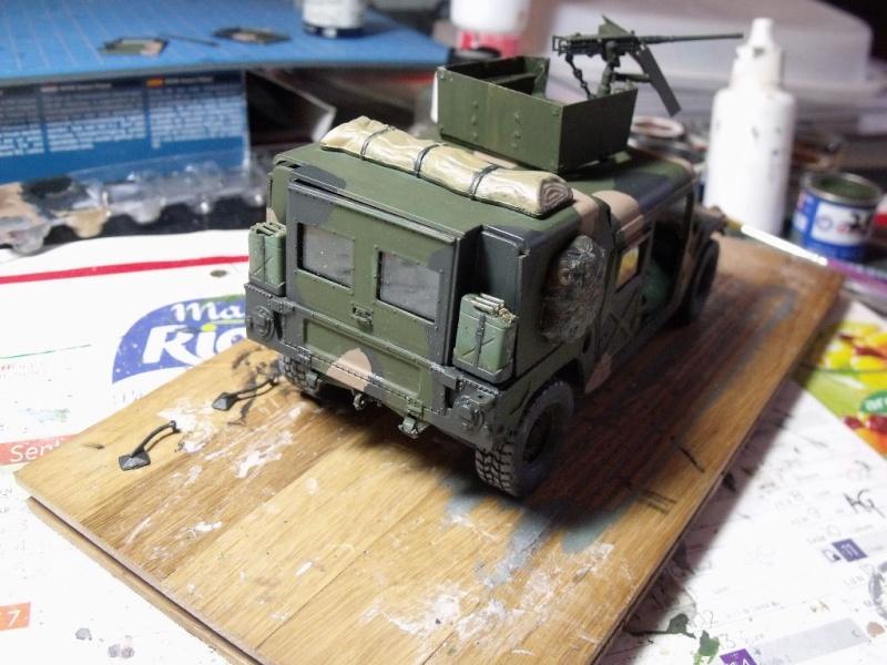 M 998 Desert Patrol au 1/35 Italeri M_998215
