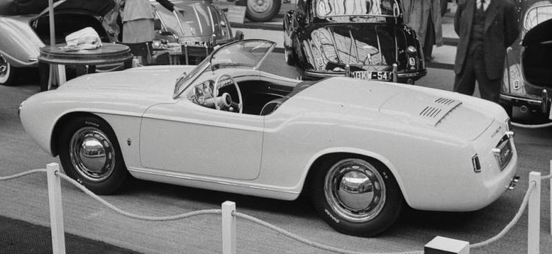 Les Porsche spéciales 1953_g11