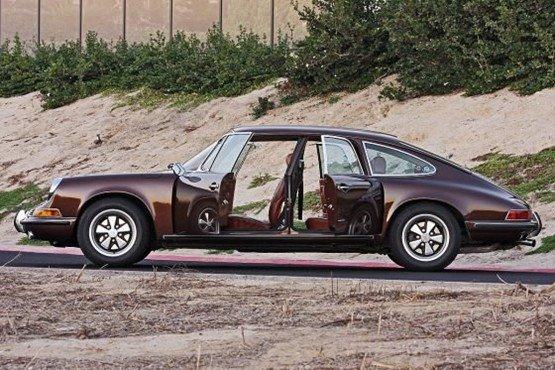Les Porsche spéciales - Page 2 1967_411