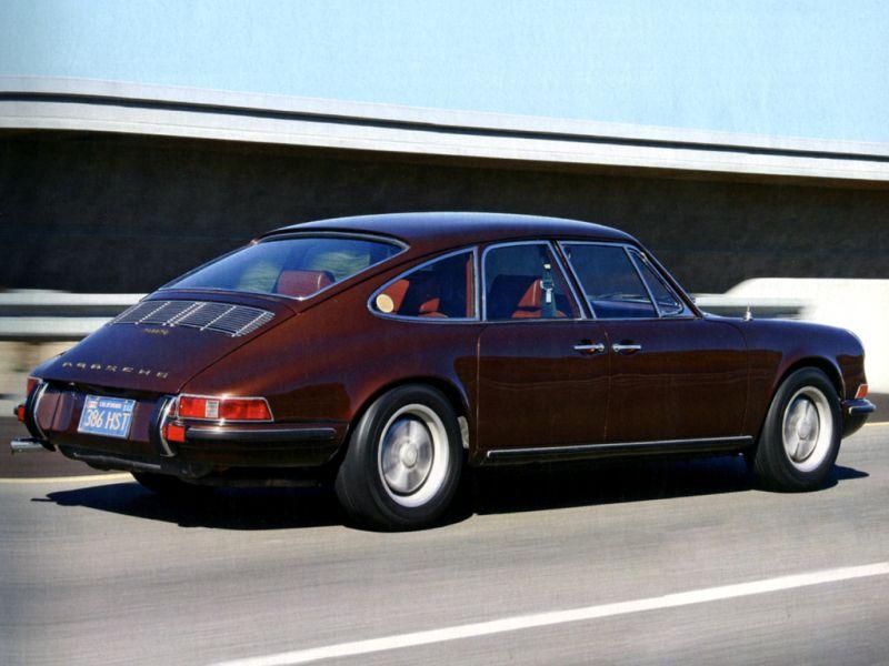 Les Porsche spéciales - Page 2 1967_412
