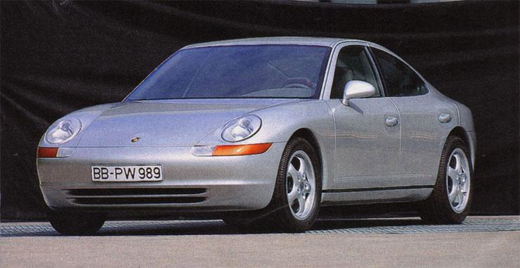 Les Porsche spéciales - Page 2 1991_910