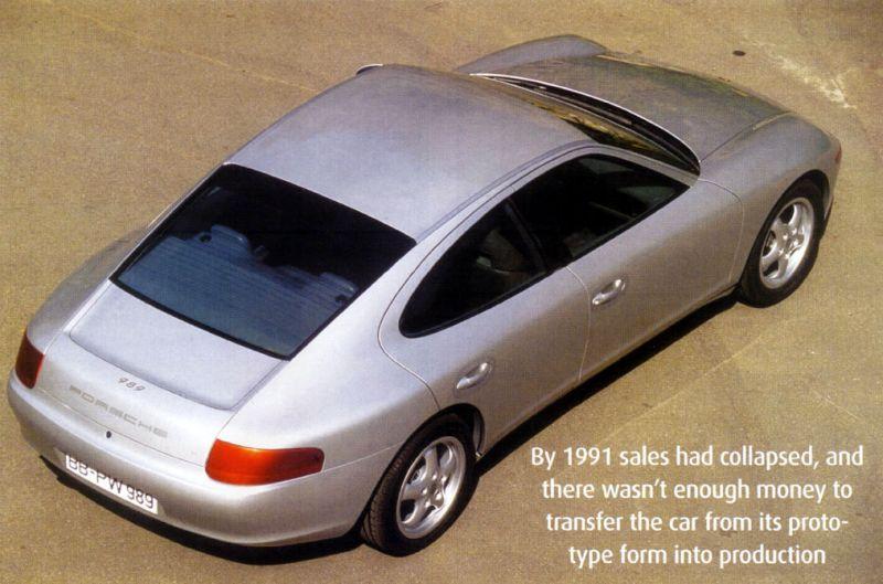 Les Porsche spéciales - Page 2 1991_912