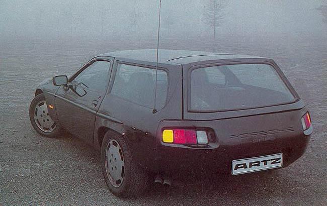 Les Porsche spéciales 928_ar11