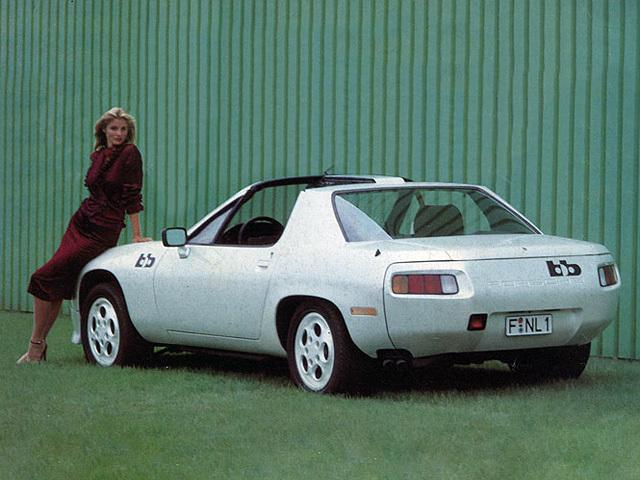 Les Porsche spéciales 928_ta10