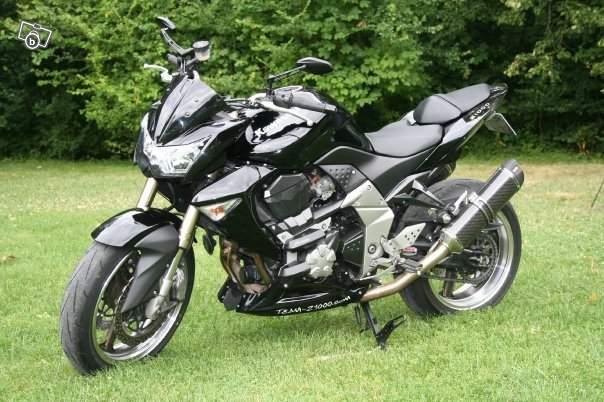 [VENDU] Z 1000 k7 noir full option 7200 euros 43259610
