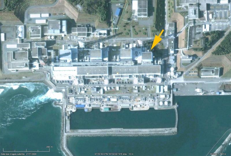 Catastrophe naturelle au japon (tremblement de terre, tsunami, incidents nucléaires) Press130