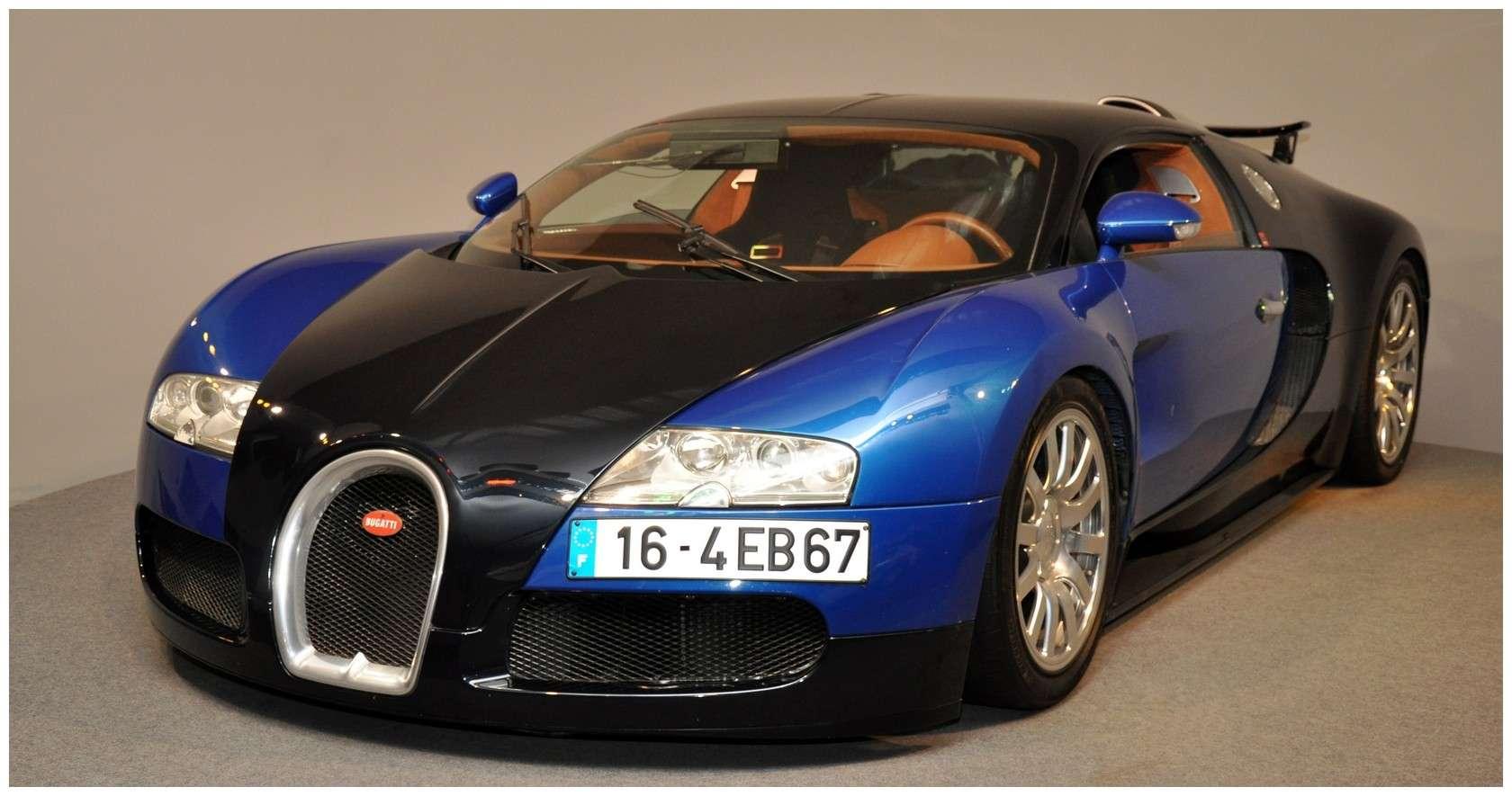 Mulhouse: La Cité de l' automobile, the largest car museum in the world. Bugatt13