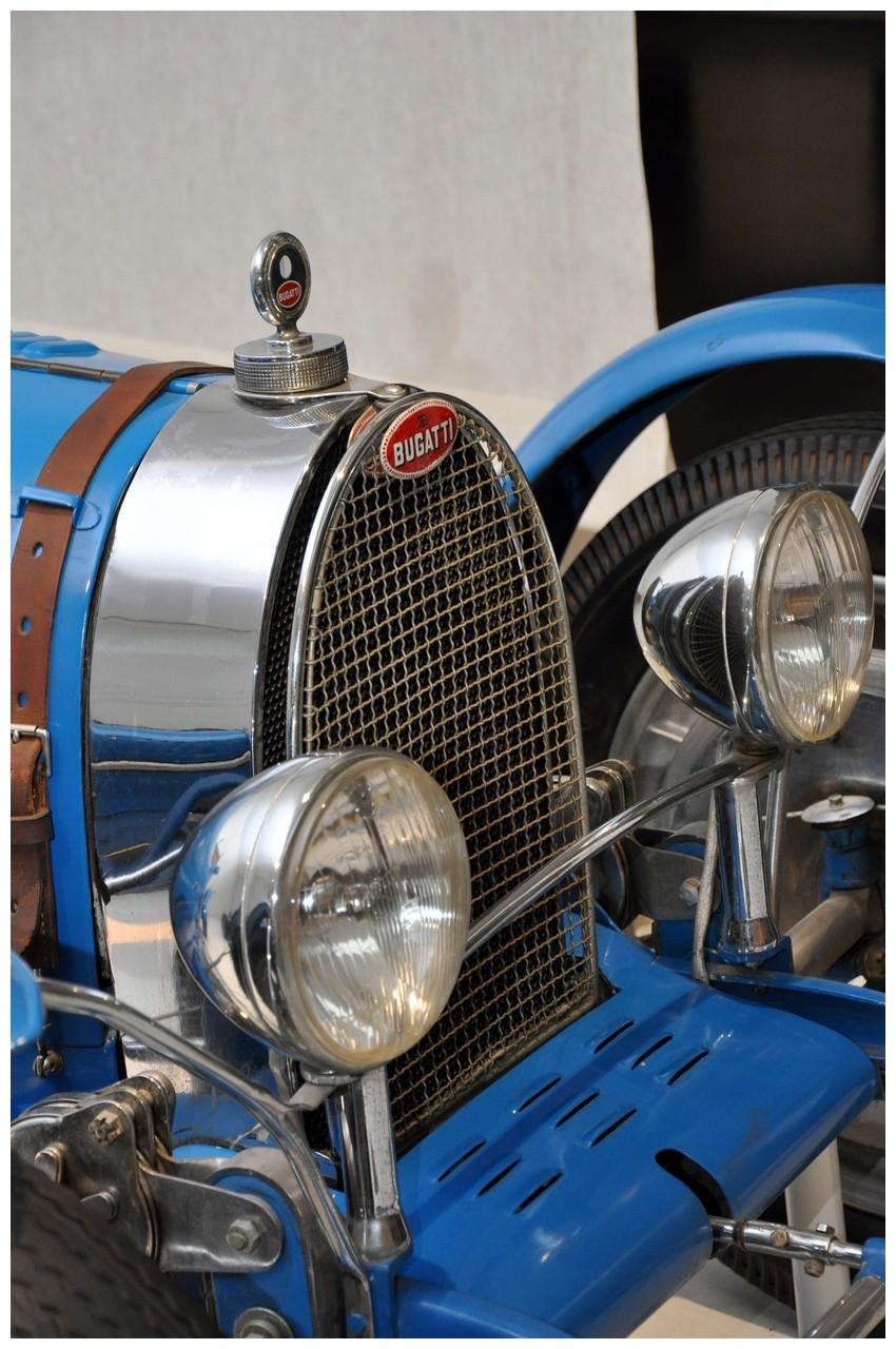 Mulhouse: La Cité de l' automobile, the largest car museum in the world. Bugatt15