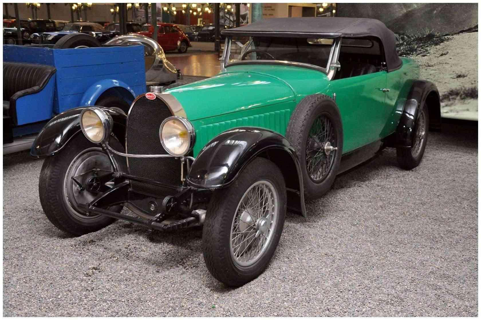 Mulhouse: La Cité de l' automobile, the largest car museum in the world. Bugatt16
