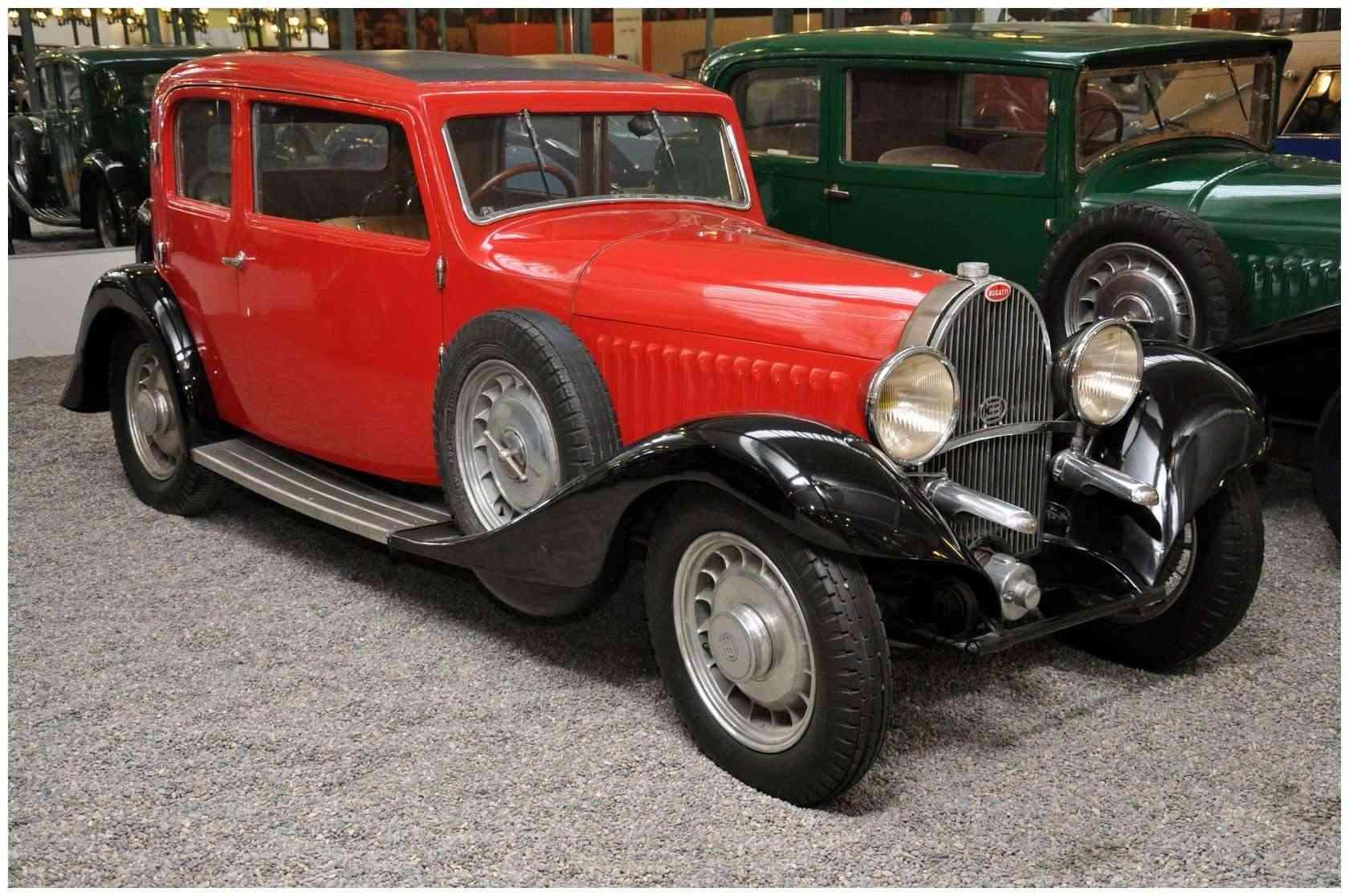 Mulhouse: La Cité de l' automobile, the largest car museum in the world. Bugatt17