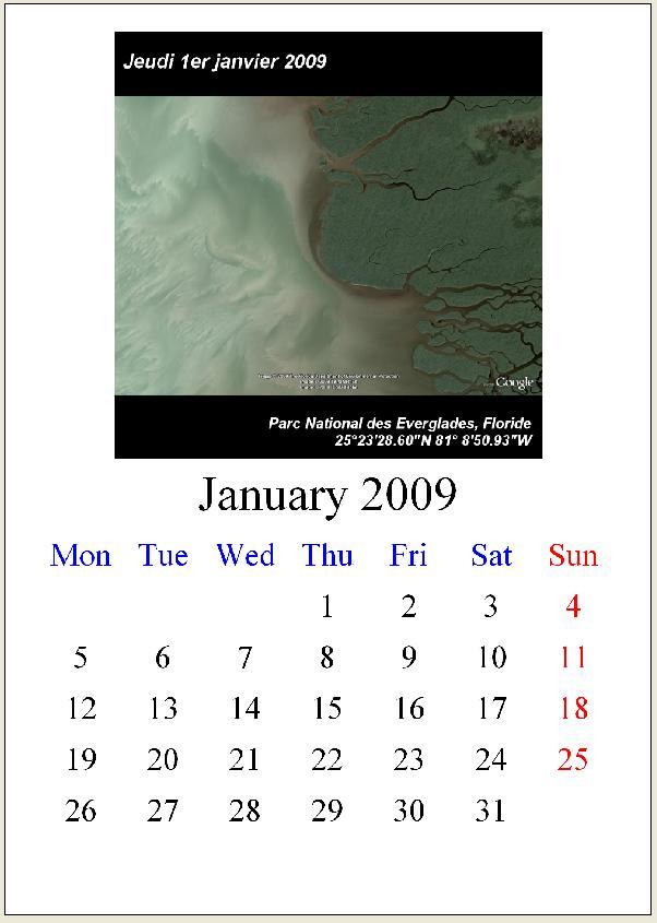 L'éphéméride TSGE = ANNEE 2009 = - Page 2 Calend10