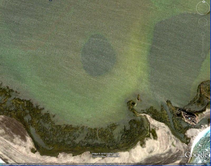TROUS BLEUS & Cenotes  / Trou Marin / Trou Bleu / Blue Hole / Monde Clippe10
