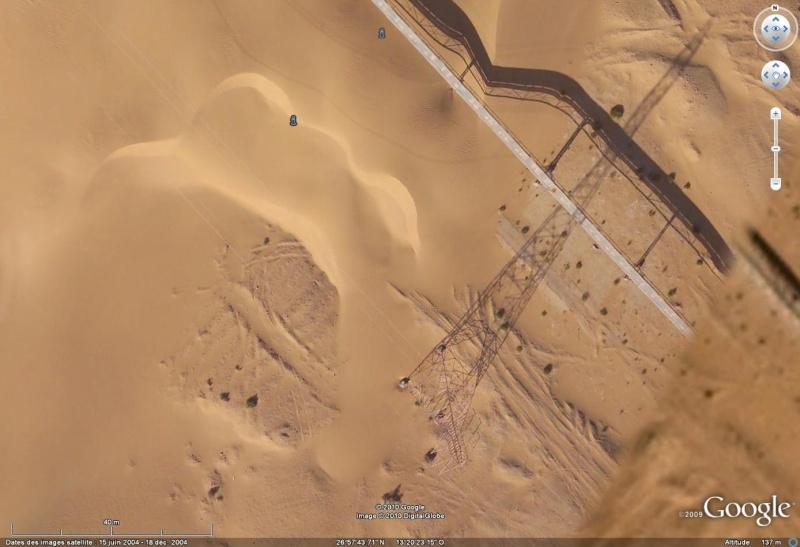100 Km de long : le plus grand tapis roulant (convoyeur) du monde ! - Sahara occidental Convoy12