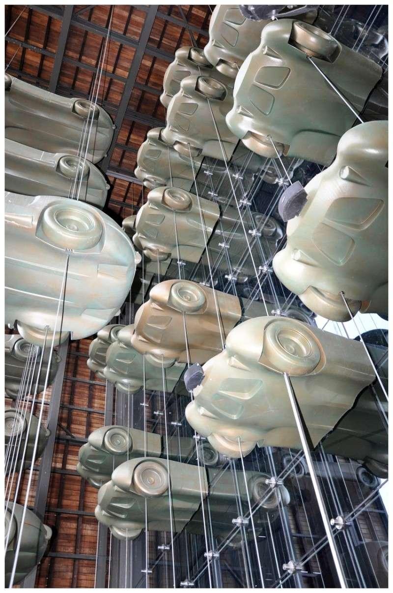 Mulhouse: La Cité de l' automobile, the largest car museum in the world. Entrae10