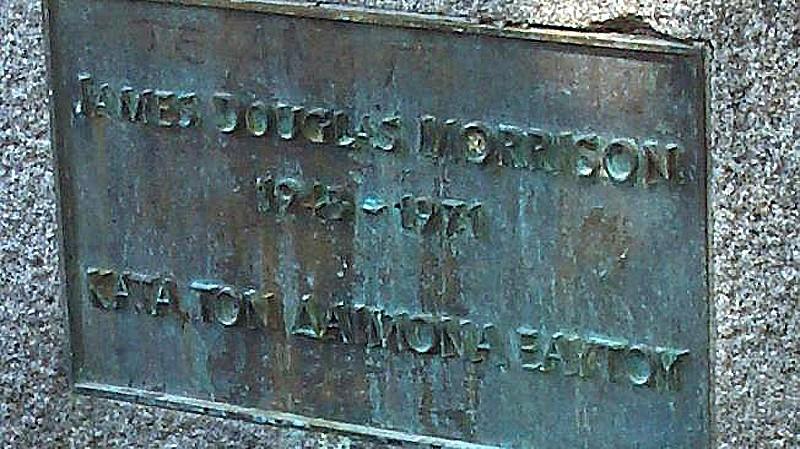 Le cimetière du Père-Lachaise / Géricault / Morrisson Morris11