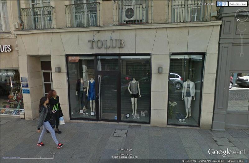 STREET VIEW : les façades de magasins (France) - Page 11 Nancy_10