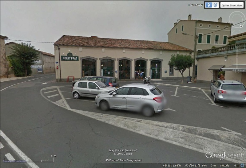 Parking à barriques à Marseillan (Noilly Prat) Noilly11