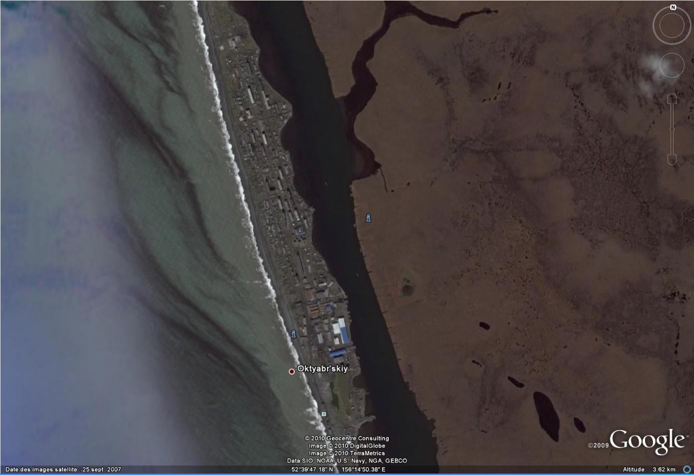 [C'est quoi ] Cote ouest du Kamchatka : pêcherie ou élevage ? Oktiab10