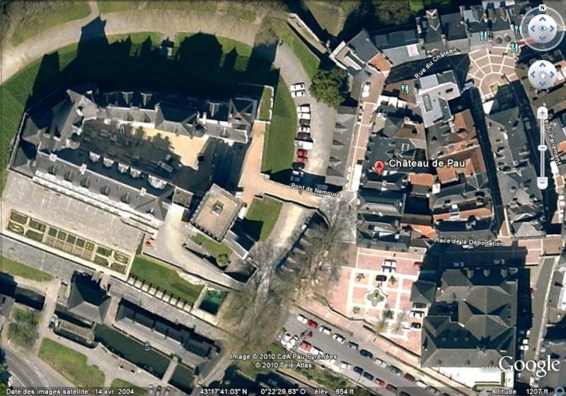 Lieux Mythiques France 1 à 43 (Janvier 2010/Novembre 2011) - Page 22 Pau10