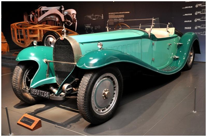 Mulhouse: La Cité de l' automobile, the largest car museum in the world. Royale10