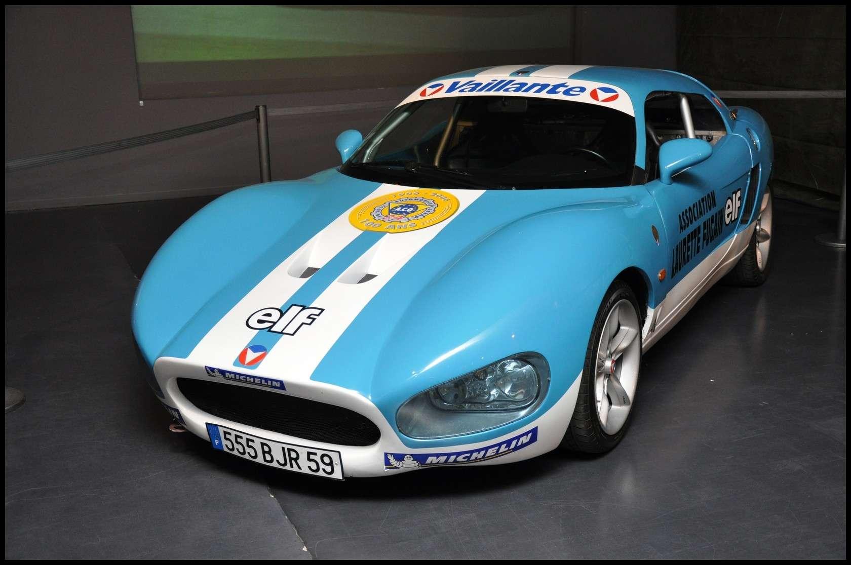 Mulhouse: La Cité de l' automobile, the largest car museum in the world. Vailla10